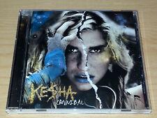 KESHA CANNIBAL CD 2010 LIKE NEW.