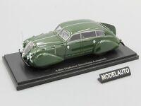 Autocult 1:43 Adler Diplomat Stromlinie Autenrieth, dark green, Germany, 1938