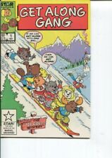 GET ALONG GANG MARVEL/STAR COMICS 1 NM-MT 1985