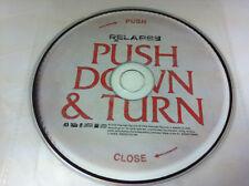 Eminem Relapse Push Down & Turn ( Parental Advisory ) Music CD 2009 - DISC ONLY