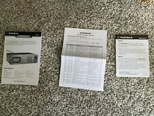 RadioShack 20-163 Triple Trunking Scanner Manual