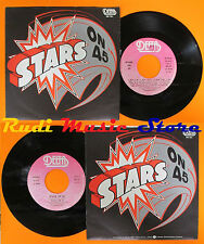 LP 45 7'' STARS on 45 1981 italy DELTA DE 701 (*) cd mc dvd