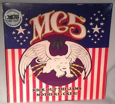 LP MC5 Kick Out The Jams Motherf*cker! (Colored Vinyl, 2018) NEW MINT SEALED