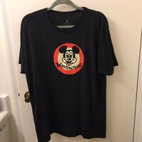 Disney Parks Authentic Original T-Shirt Mickey Mouse Club Mouseketeers Size XL