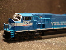 N-SCALE KATO 176-5501 SD80 MAC CONRAIL CR #4103 BIGDISCOUNTTRAINS