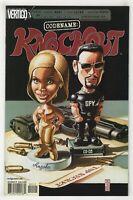 Codename: Knockout #21 (Apr 2003, DC [Vertigo]) Robert Rodi, John Lucas