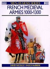 Osprey - Men-At-Arms Series - N.231 - French medieval armies 1000-1300