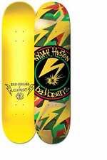 Element Nyjah Bad Brains Skateboard Deck Sz 8.0in