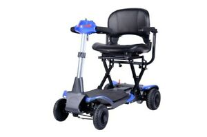 Brand New Autofold Mobility Scooter Free Fast Delivery
