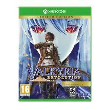 Valkyria Revolution Limited Edition Xbox One & *