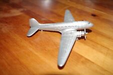 DANBURY MINT PEWTER 1/157 DOUGLAS DC-3 COMME NEUF sans boite