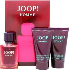 JOOP! JOOP HOMME GESCHENKSET 30ML EDT + 50ML DUSCHGEL + 50ML AFTER SHAVE BALSAM