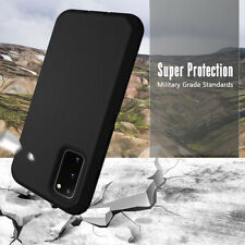 For Samsung Galaxy S20 S20 Ultra S20 Plus Hybrid Shockproof Armor Case Cover