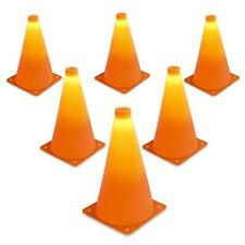 "Categories GoSports Led Light Up Cones (6 Pack), 9"""