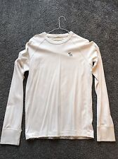 Abercrombie & Fitch Long Sleeve Crew Top - Small
