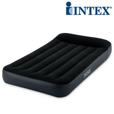 INTEX Classic Pillow Single Luftbett Gästebett 191x99x25cm Luftmatratze Bett