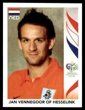 Panini World Cup 2006 - Jan Vennegoor Of Hesselink Holland No. 243