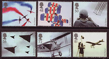 GREAT BRITAIN 2008 SET OF 6 AIR DISPLAYS  UNMOUNTED MINT, MNH