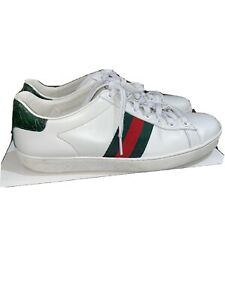 Gucci New Ace Sneakers Trainers Authentic Size 6/39