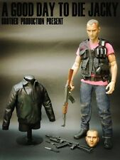 BROTHER PRODUCTION  A GOOD DAY TO DIE JACKY 1/6 ACTION FIGURE Die Hard