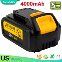 NEW For Dewalt 20V 20 Volt DCB205-2 DCB200 DCB204 4.0Ah XR Lithium-Ion Battery