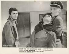 """THE GUNS OF NAVARONE""-ORIGINAL PHOTO-IRENE PAPAS-JAMES DARREN"