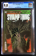 Future State Swamp Thing # 1 CGC 9.8 Statue of Liberty Cover A DC Comics 2021