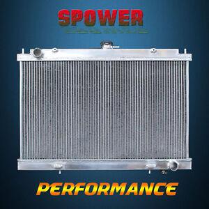 2-Row/CORE Aluminum Radiator For Nissan Maxima 95-99 Infiniti I30 96-99 V6 3.0L