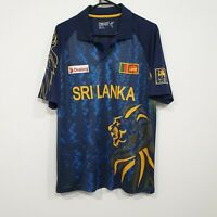 Sri Lanka Cricket Team Jersey Size XL In excellent condition