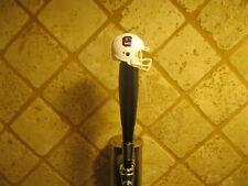 NCAA South Carolina Gamecocks Tap Handle NCAA Football Beer Keg Black Wood