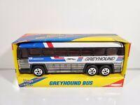 Buddy L Brute Greyhound Bus Americruiser Steel Toy New In Box #500