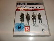 PLAYSTATION 3 PS 3 Operation Flashpoint: Red River