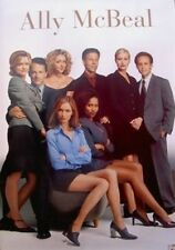 Ally McBeal Tv Show Orig Movie Poster OneSided 27x40