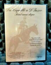DVD Da Caprilli a D'Inzeo Trent'anni Dopo Equitazione Cavallo Cavalli Corso Film
