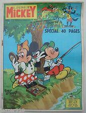 ¤ LE JOURNAL DE MICKEY n°802 ¤ 08/10/1967