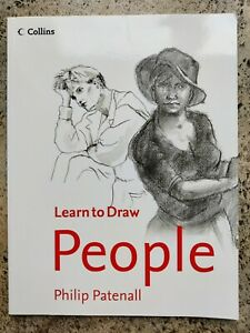 Learn How to Draw People by Philip Patenall