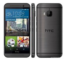 """Débloqué Téléphone 5"""" HTC One M9 3G 4G LTE 32GB 20.0MP Android NFC GPS - gris"""