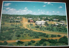 NTH QLD, CHILLIGOE TOWNSHIP VINTAGE 1980's POSTCARD  Australia
