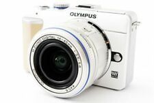 Olympus E-PL1 12.3MP 14-42mm Lens Set [Exc w/Box,8GB SD Card,Strap [590]