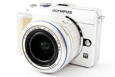 Olympus E-PL1 12.3MP 14-42mm Objektiv Set [ EXC W / Box,8GB SD Karte,Band [590]