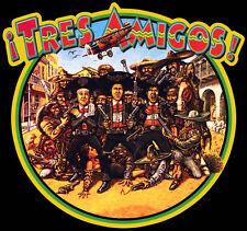 80's Comedy Classic Three Amigos Spanish Poster Art custom tee AnySize AnyColor