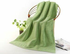 70*140cm Luxury Egyptian Cotton Beach Towel Terry Bath Towel Bathroom 650g Thick