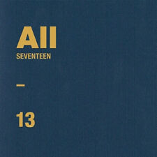 SEVENTEEN 4th Mini Album AL1 Ver.3 Alone [13]-CD+Fotobuch+Fotokarte Kpop Sealed
