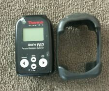 Thermo Scientific RadEye PRD Personal Radiation Detector P/N 42506/7120