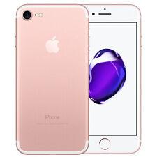 IPHONE 7 32GB Puede A como Nuevo Rosa Gold Reacondicionados Original Apple