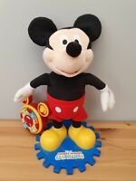 Disney Mickey Mouse Clubhouse, Stories & Songs Talking/Singing Soft Toy Untested