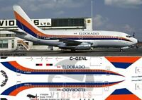 V1 Decals Boeing 737-200 Eldorado Aviation Ltd. for 1/144 Airfix Model Kit