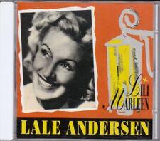 LALE ANDERSEN  CD  LILI MARLEEN  Bear Family von 1994