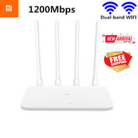 Xiaomi 4A 2.4GHz 5GHz Wireless WiFi Dual-Band Smart Router 1200M W/ 4 Antennas