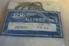 Honda CS 65 S-65 Top End Gasket Set